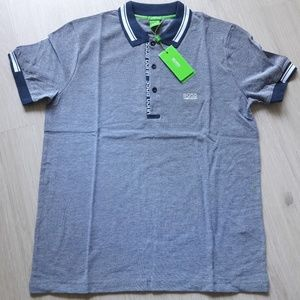 HUGO BOSS MEN POLO SHIRT NEW WITH TAGS